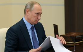 Putin podpísal zákon o výstavbe plynovodu Turkish Stream