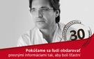 Juraj Málik: Pokúšame sa ľudí obdarovať presnými informáciami tak, aby boli šťastní