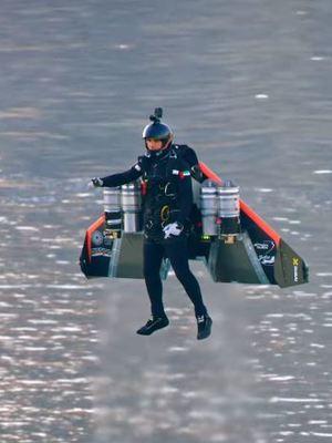 Video: Lietajúci oblek Iron Mana už nie je iba filmový trik!