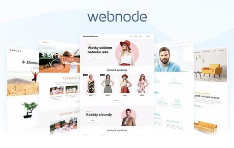 Webnode – celý váš biznis na jednom mieste. S nami