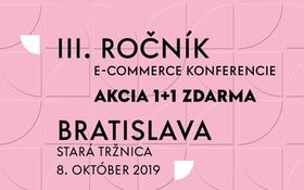 Zažite 3. ročník úspešnej e-commerce konferencie – UPTERDAM