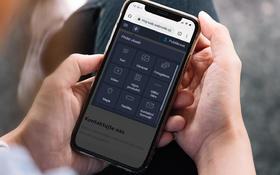 Webnode predstavuje ešte jednoduchší prístup pri tvorbe webových stránok - Mobilný editor.