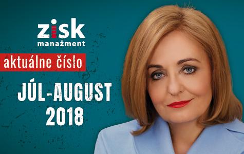 Zisk manažment 6-7/2018