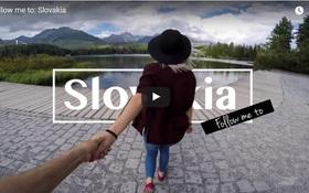 Follow me to: Slovakia