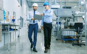 Potrebné pomôcky v priemyselne zameraných firmách