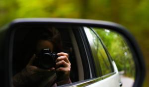 Palubná kamera alebo digitálna videokamera