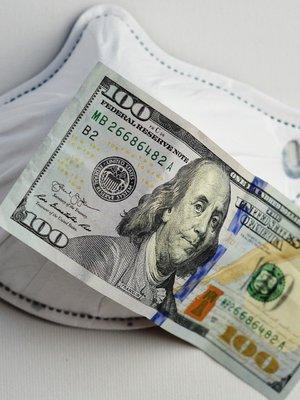Koronavírus: Predstavujú bankovky zvýšené riziko nákazy?