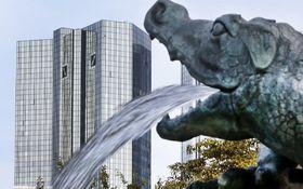 Deutsche Bank so stratou za vlaňajšok: 1,4 miliardy eur